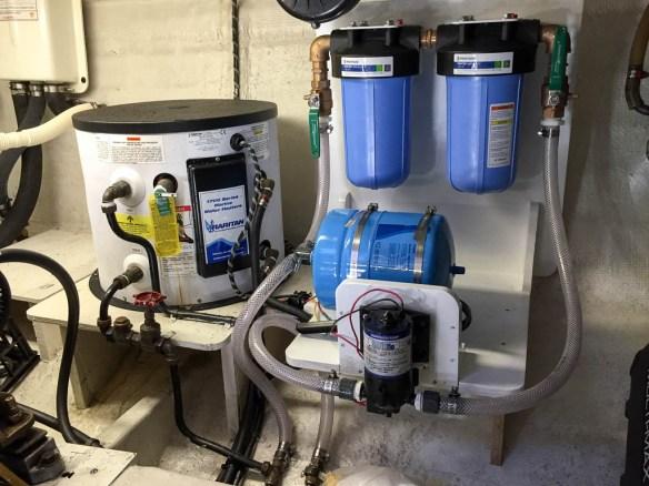mv Archimedes water filter final