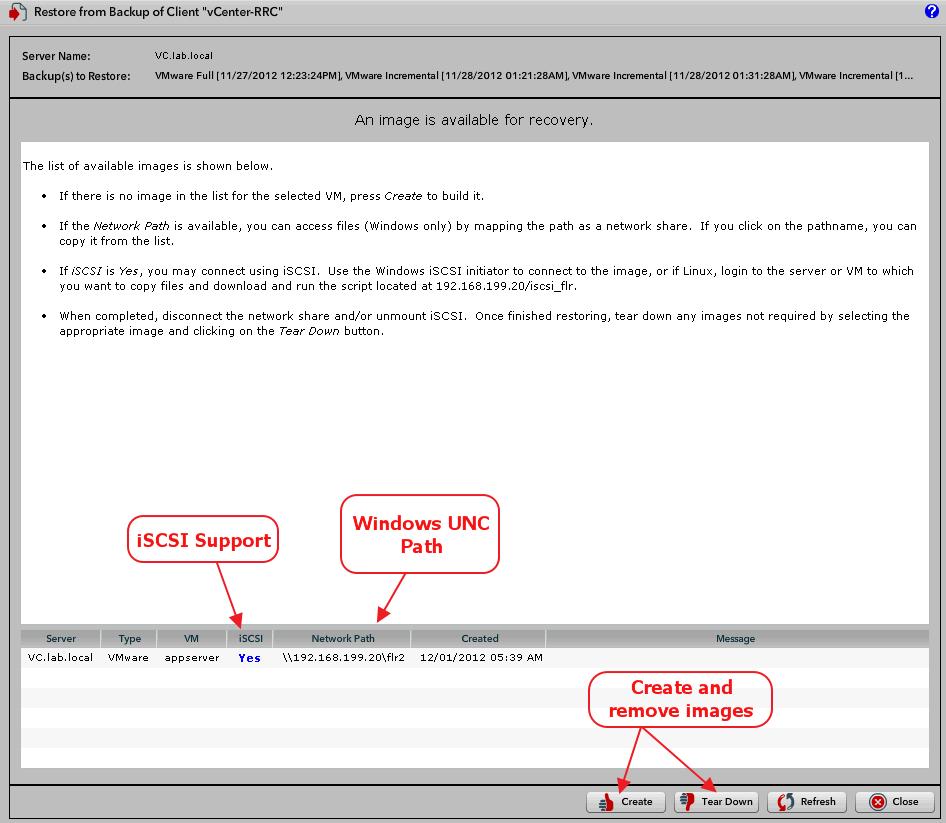 Unitrends Enterprise Backup - In the lab!!!