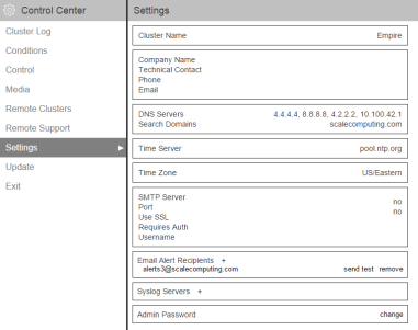 hc3-settings