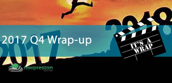 2017 Q4 Wrap-up