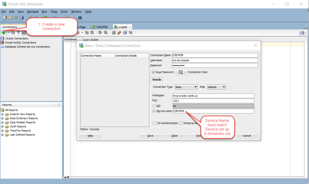 Setting up an Oracle 12c R2 Lab for the Administration