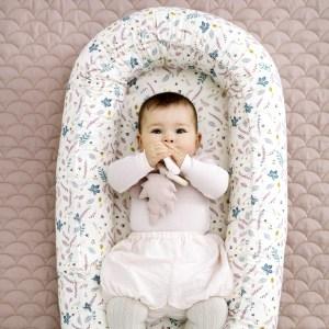 Babynest - ein mobiles Multitalent für Babys