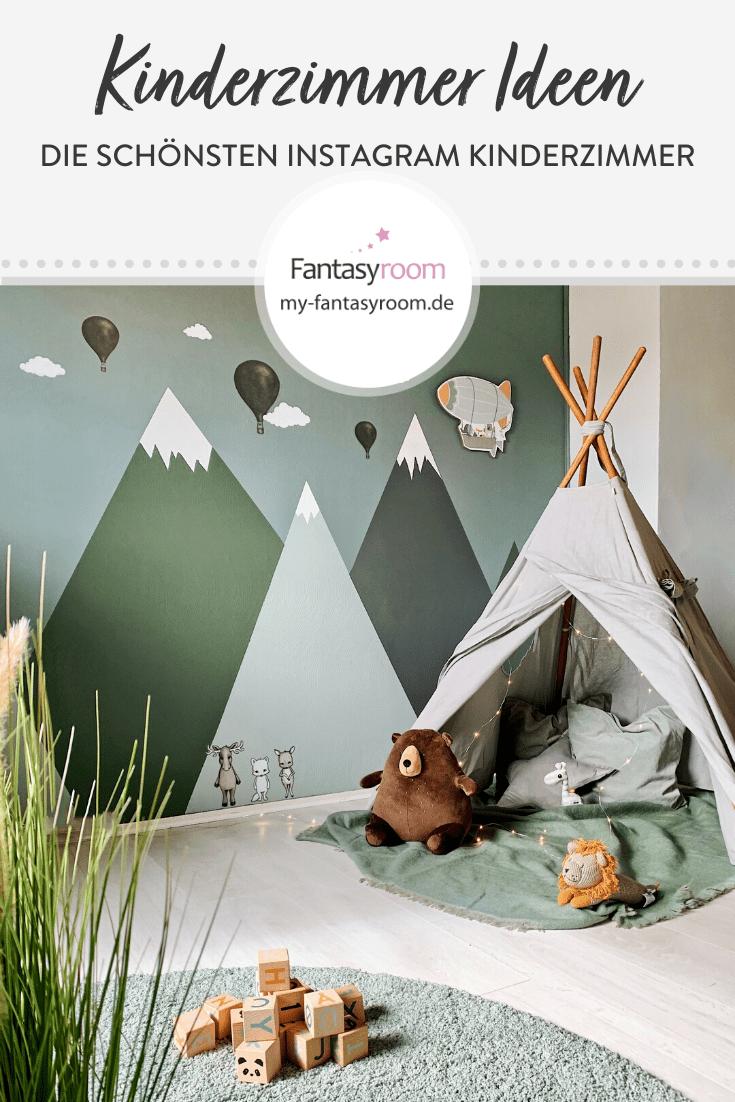 Fantasyroom-Blog: Die schönsten Instagram Kinderzimmer