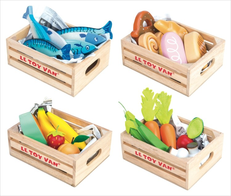 Holzspielzeug von Le Toy Van