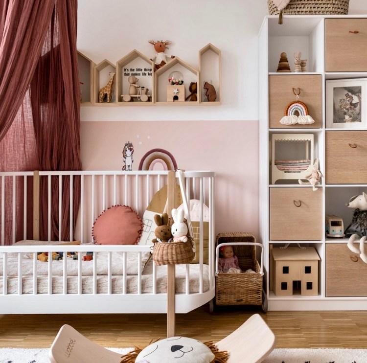 Fantasyroom Blog: Die schönsten Instagram Kinderzimmer - Mädchenzimmer mit Oliver Furniture Möbeln