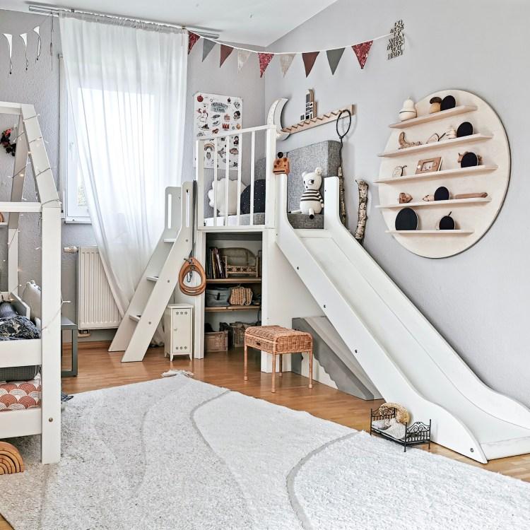 Fantasyroom Blog: Die schönsten Instagram Kinderzimmer - DIY Spielturm