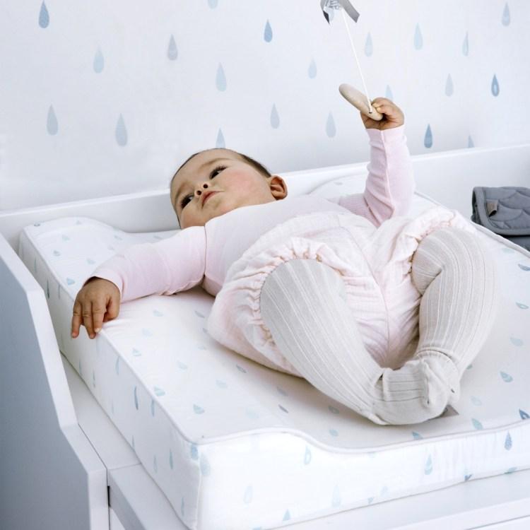 Wickelauflage für das Baby - 4 Kauftipps