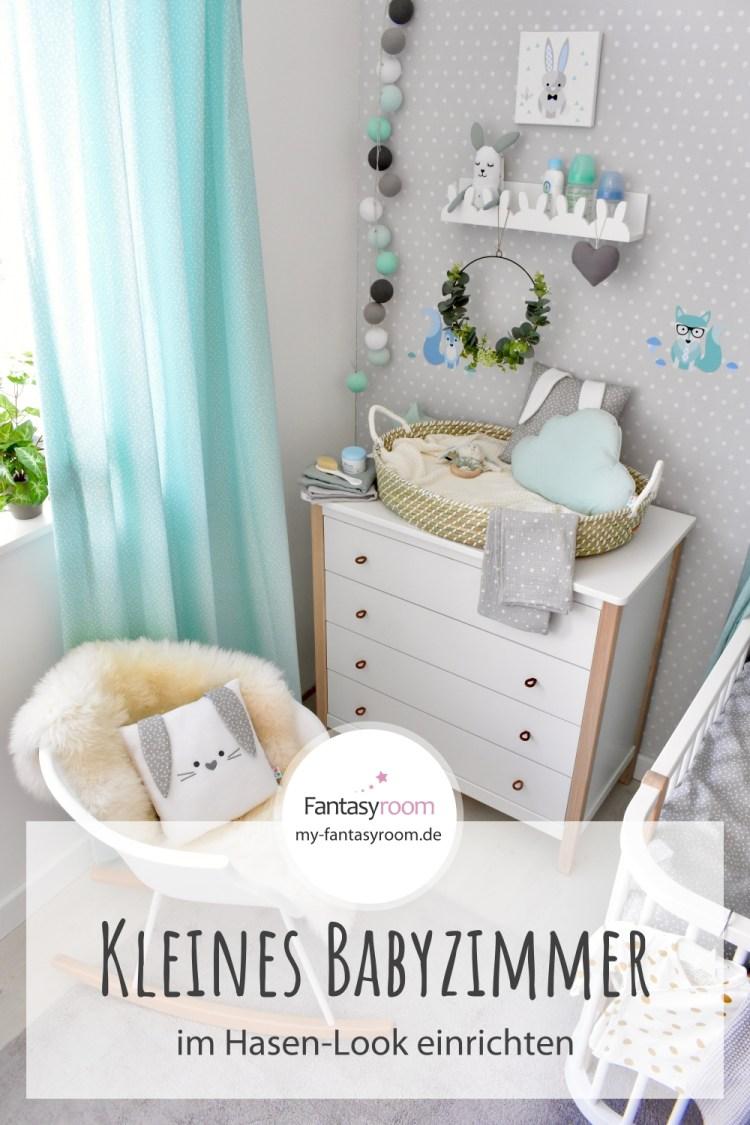 Tipps & Ideen für ein kleines Babyzimmer