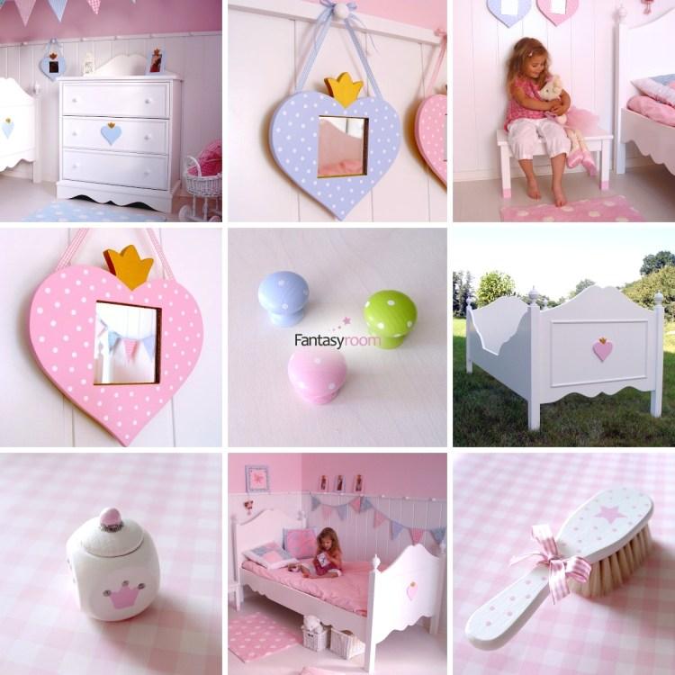 Fantasyroom Möbel mit Pastellfarben