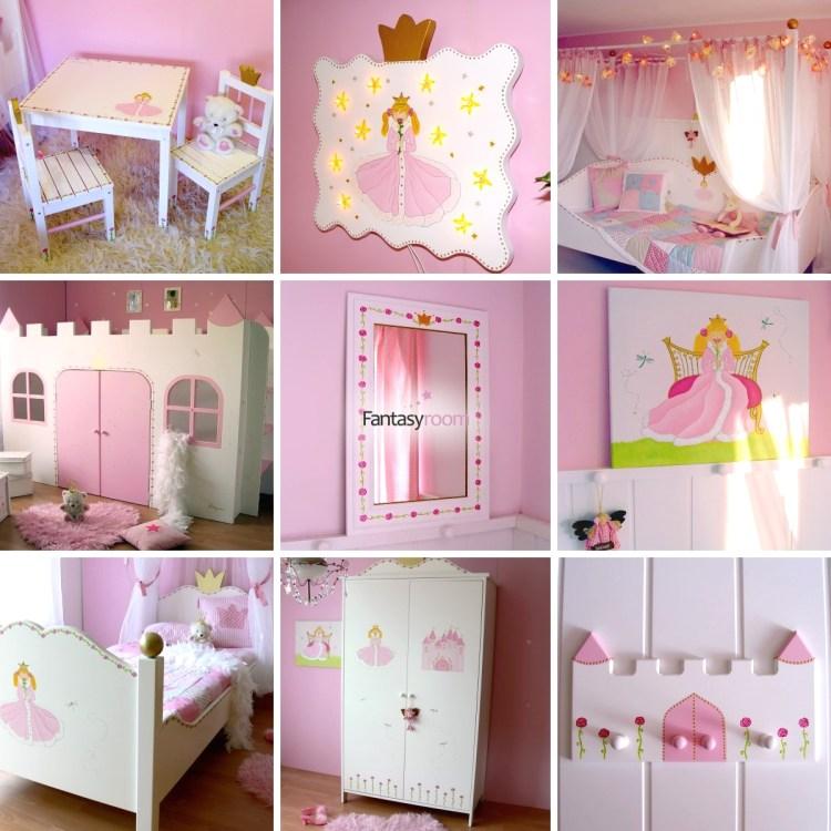 Fantasyroom Möbel Prinzessin
