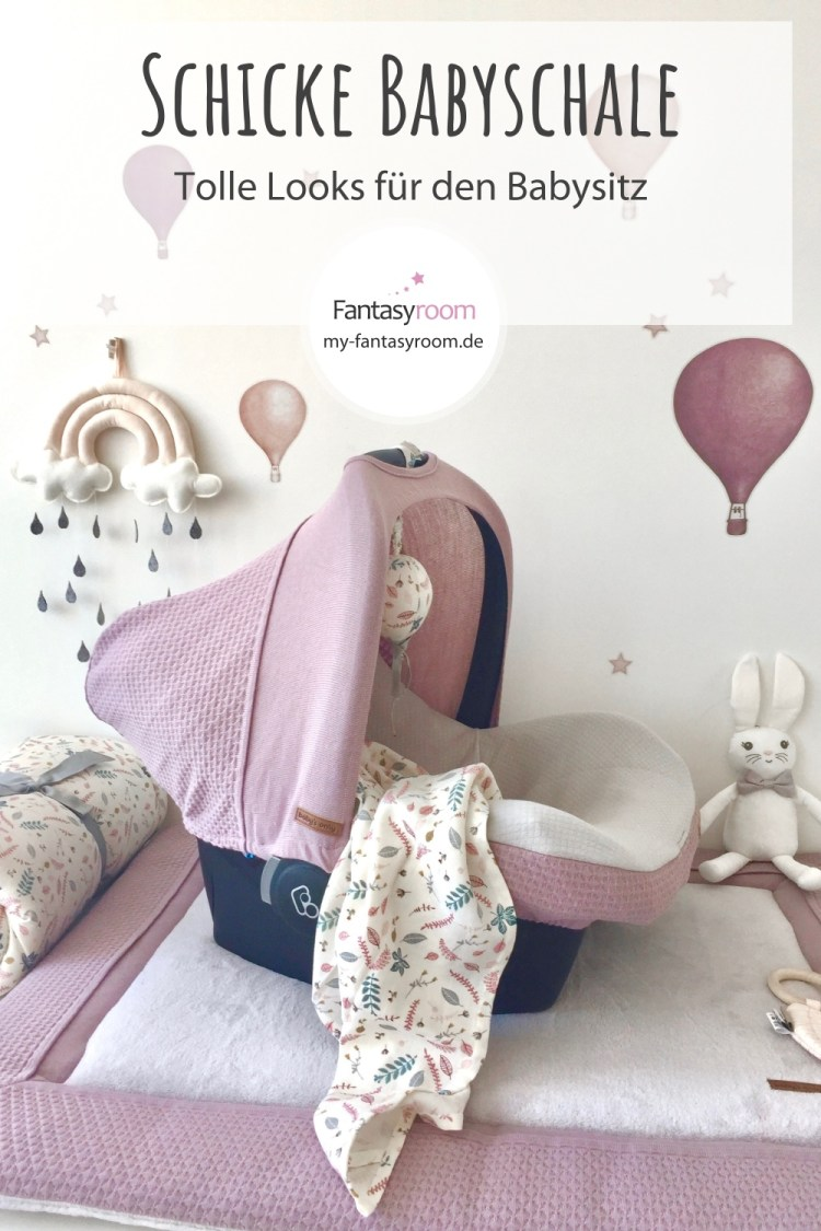 Für Pinterest // Babyschalenbezüge, Sonnendächer und Spielzeug