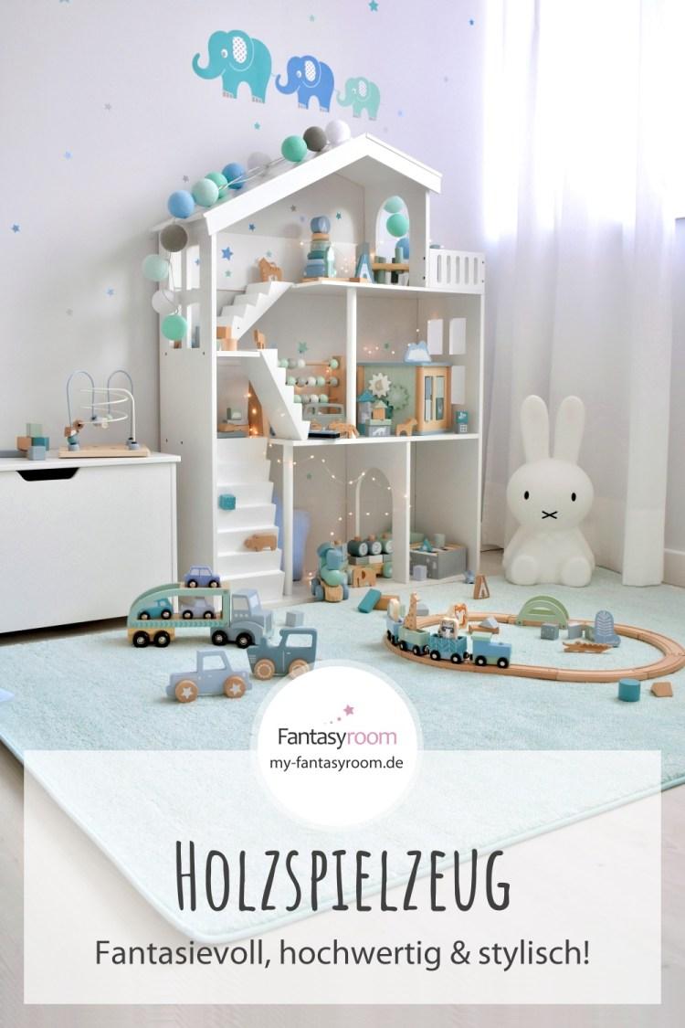 Holzspielzeug in Natur- & Pastellfarben: Wir stellen die schönsten Produkte vor!