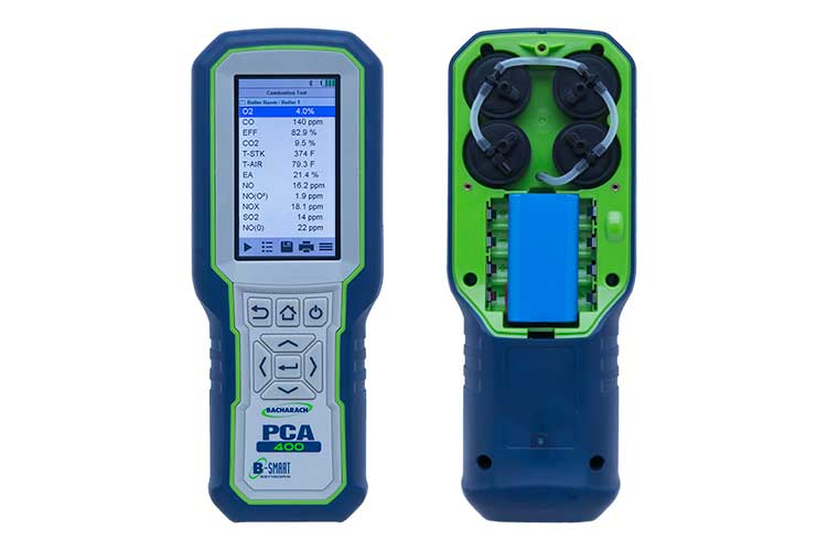 slider-pca-400-combustion-analyzer