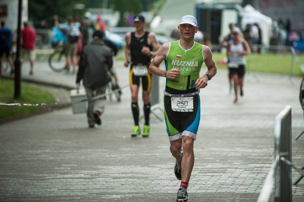 Już niedaleko - IronMan Challenge Poznań
