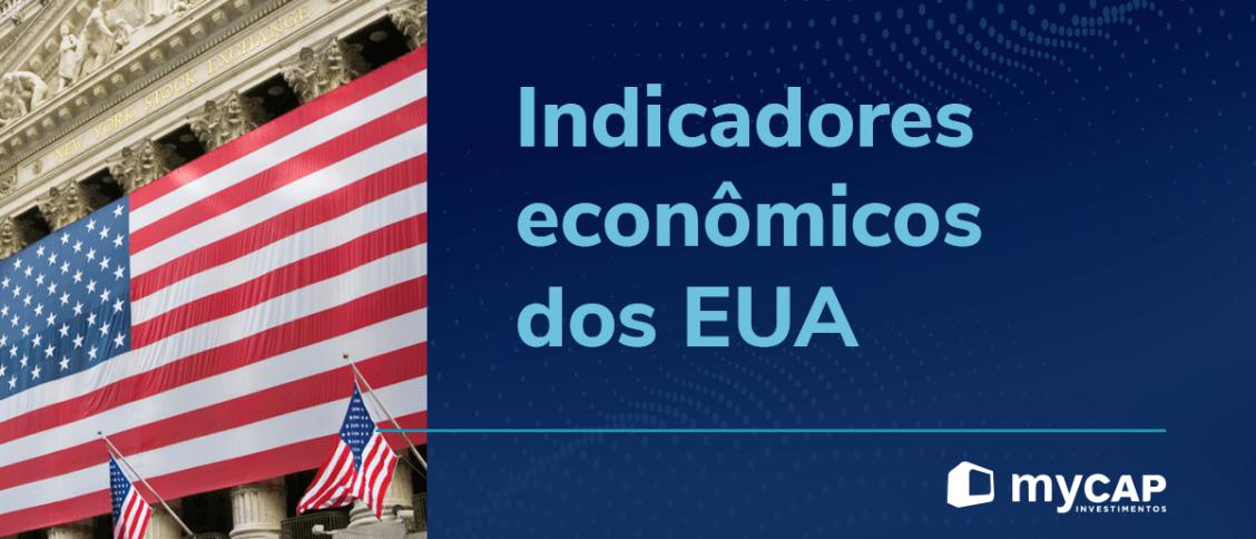 Imagem da Bolsa de Nova York para ilustrar a influência dos principais indicadores econômicos dos EUA na economia mundial