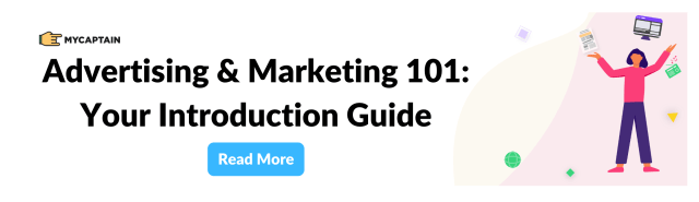Introduction to Advertising and Marketing