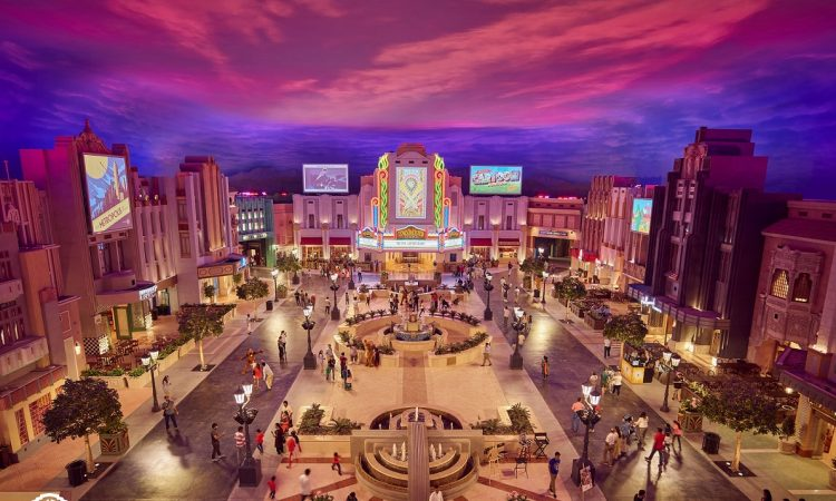 Image result for dining places in Warner bros theme park abu dhabi