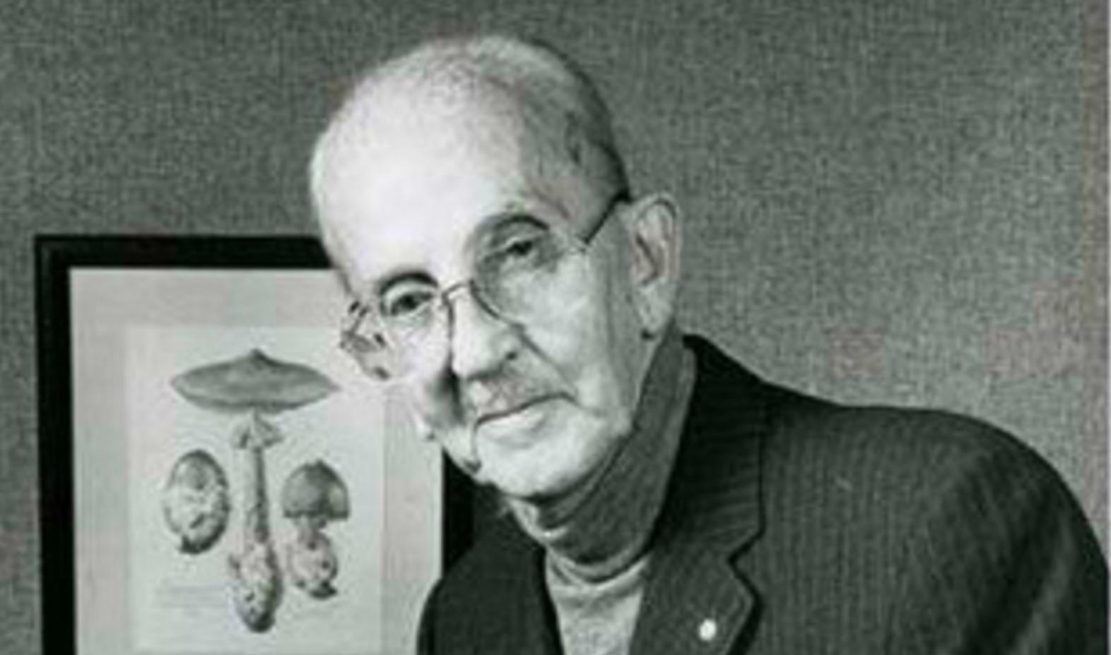 Le mycologue René Pomerleau, vu par André J. Fortin