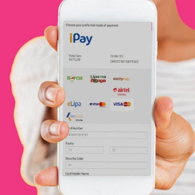 pay on MYDAWA with iPay