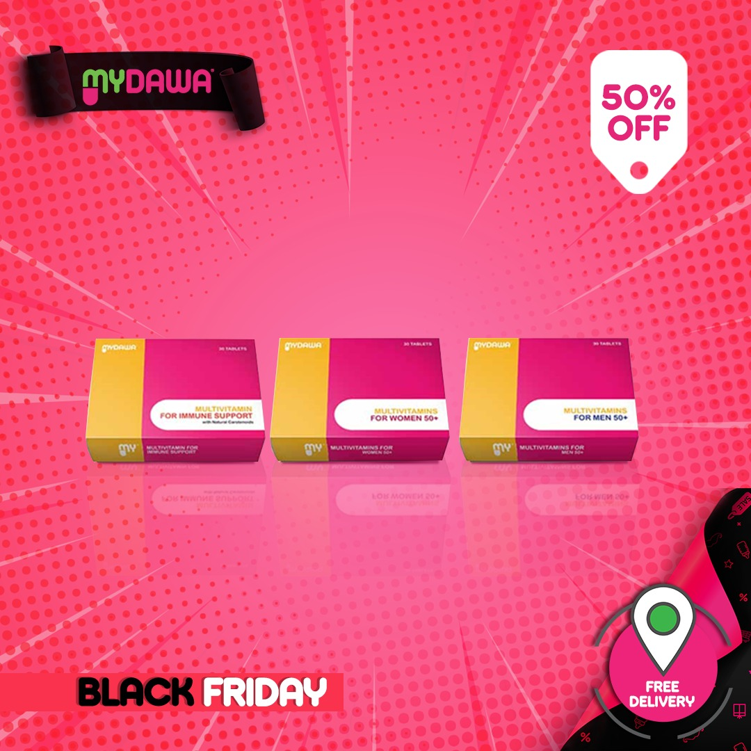 MYDAWA Dietary Supplements black Friday offer