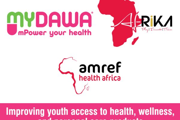 Amref Afrika MYDAWA Partnership