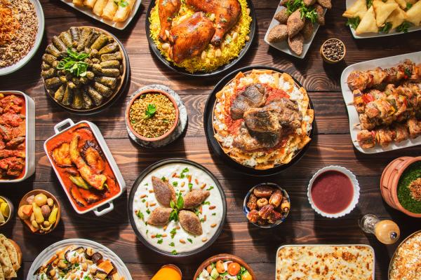 Rammadan Iftar Meal in Kenya