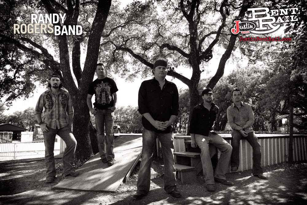 Randy Rogers Promotional Image