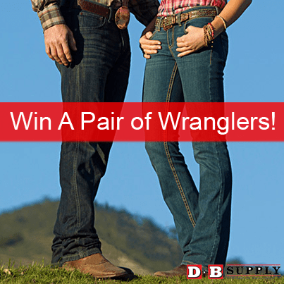 Win A Pair Of Wranglers