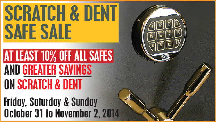 D&B Supply Scratch and Dent Safe Sale at stores in the Magic Valley and the Treasure Valley.