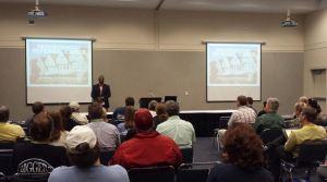 Ola's Ben E. Keith Presentation