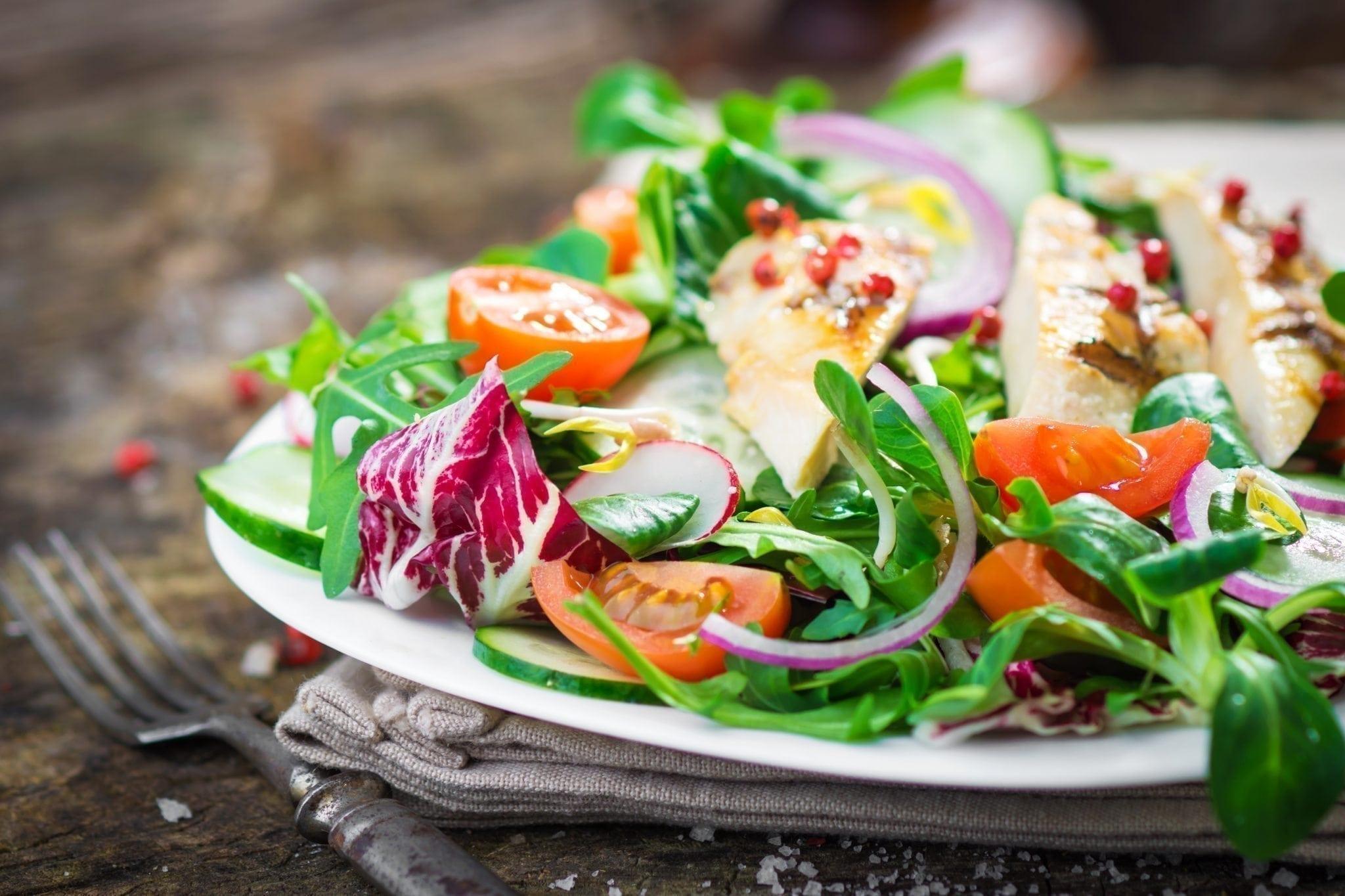 15 Healthier Fast Food Meals Under 500 Calories