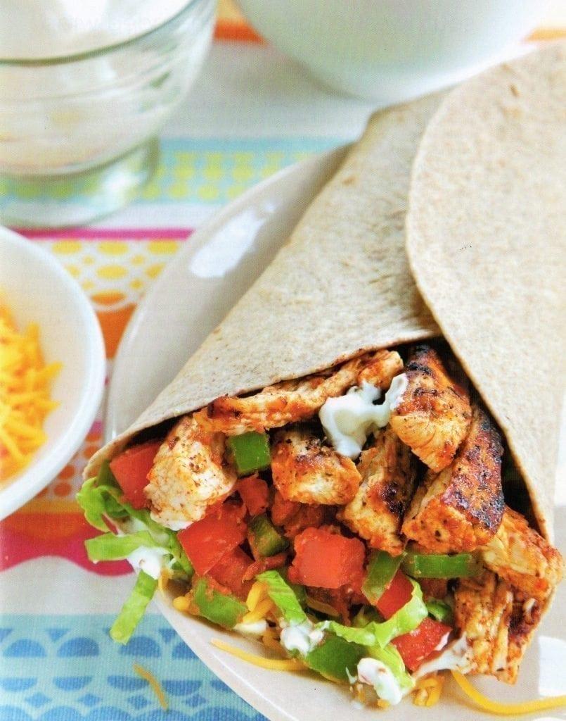 Fully Loaded Turkey Burrito Pocket