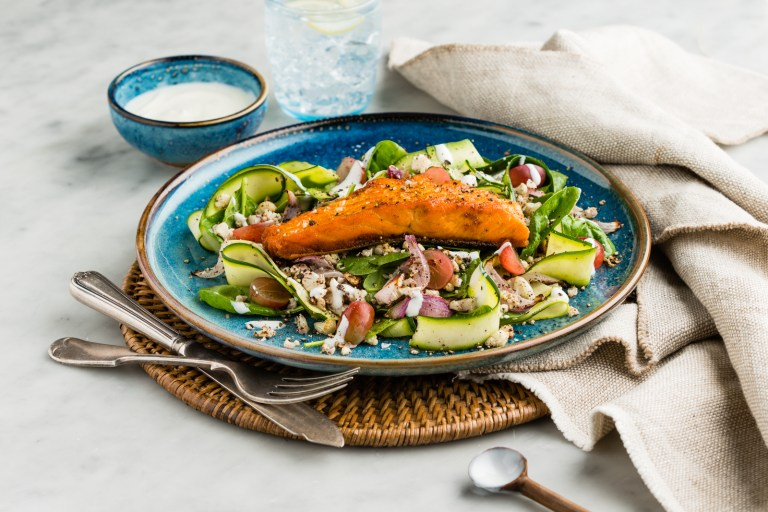 chermoula salmon