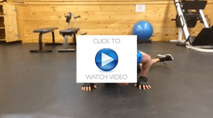 30 Days of Push-ups: Day 30 Grasshopper Push-ups video thumbnail