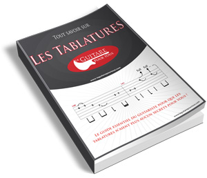 le guide comment lire une tablature