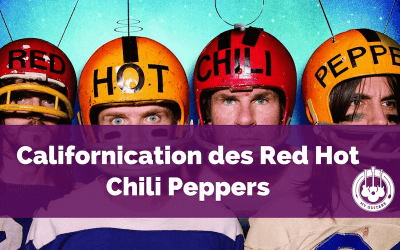 Californication des Red Hot Chili Peppers