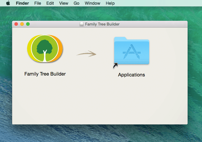 Family Tree Builder for Macintosh, a FREE Program, is Now Available