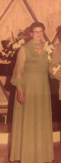 Bernice Margaret Burns