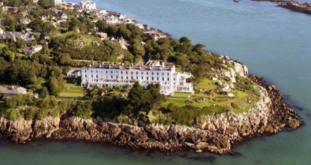 Sorrento House in Dalkey