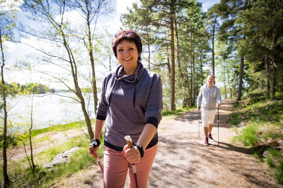Walking with joint pain, plus how to get more steps pain free