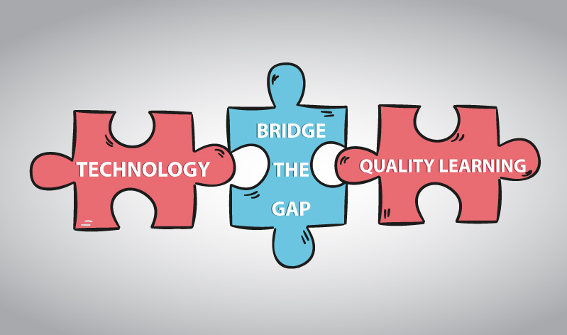 Technology Bridging the Gaps in Student's Learning Cycle