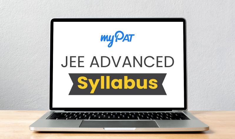 Understanding JEE Advanced Syllabus