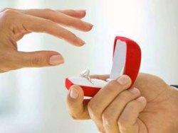 Une bague de fiançailles, pour quoi faire?