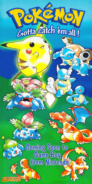 Posters sympa pour une d coration 100 pok mon myplanner - Poster pokemon a imprimer ...