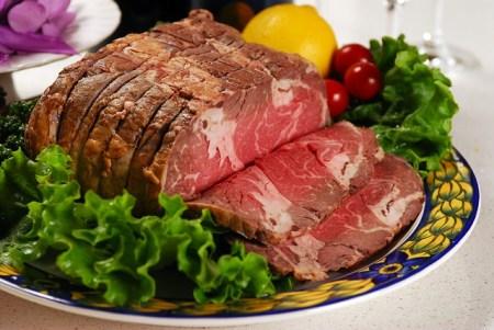 Un plat principal approprié à vos invités