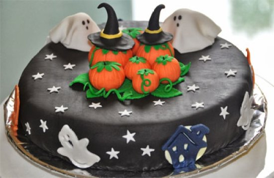 Le gâteau de la mort