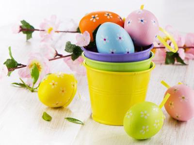 2 façons créatives de préparer vos oeufs de Pâques