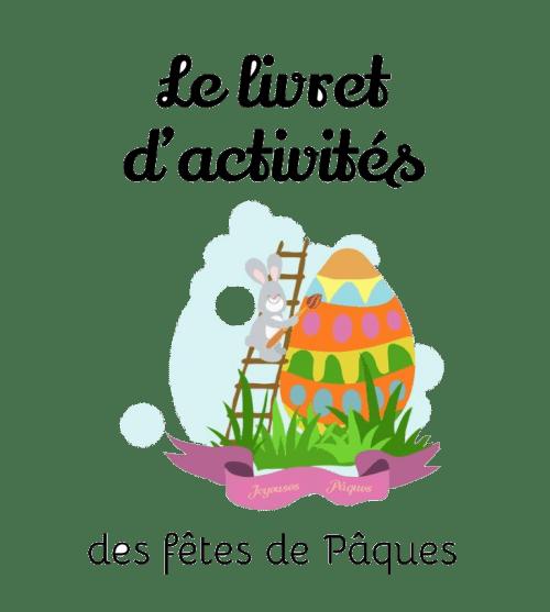 Imprimez gratuitement le livret d'activités des fêtes de Pâques pour les enfants