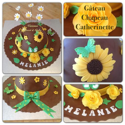 Images de chapeau de catherinette en chocolat