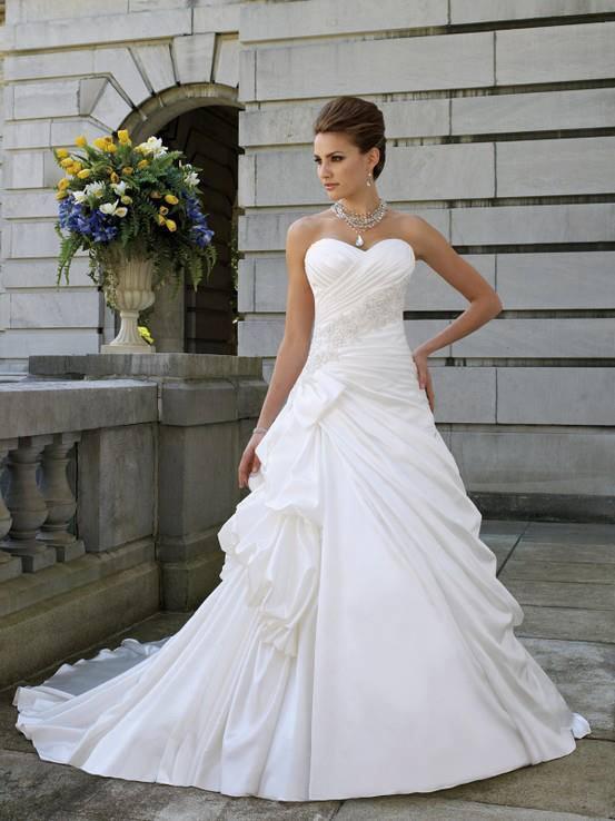 Votre Mariée Pour Décolleté Le Blog Robe Quel De Myplanner wqEX54Z4